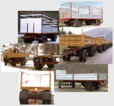 PROIZVODNI PROGRAM - Priključna vozila: