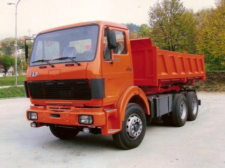 """Od naredne godine sklapanje kineskih kamiona u fabrici """"FAP"""" u Priboju"""